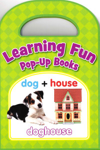 Learning Fun Pop-Up Books Set of 4 (Paperback)