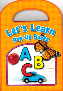 Let's Learn Pop-up Books Set of 4 (Paperback)