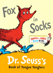 Fox in Socks: Dr. Seuss (Board Book)