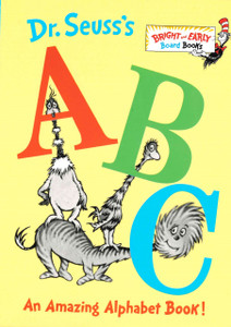 Dr. Seuss's ABC (Board Book)