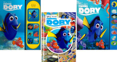 Read, Look, and Play: Finding Dory Set of 3