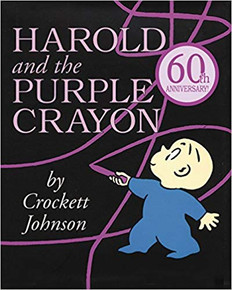 Harold and the Purple Crayon (Paperback)-