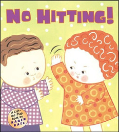 No Hitting: Lift-The-Flap (Board Book)