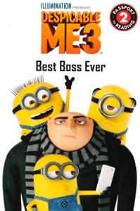Best Boss Ever: Despicable ME3 Level 2 (Paperback)
