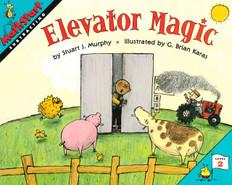 Elevator Magic (Subtracting): MathStart Level 2 (Paperback)