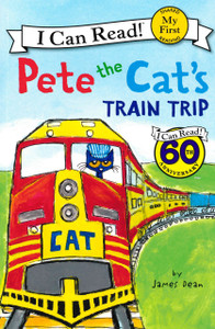 Pete the Cat's Train Trip:My First Shared Reading (Paperback)