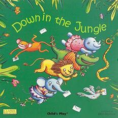 Down in the Jungle  (Giant Paperback)