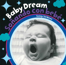 CASE OF 40- Baby Dream (Spanish/English) (Board Book)