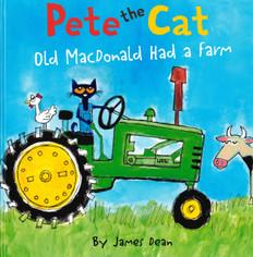 Old Macdonald Had a Farm: Pete the Cat (Hardcover)
