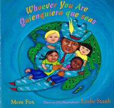 Whoever You Are / Quienquiera que seas (Spanish/English) (Board Book)