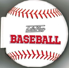 Let's Play Baseball (Board Book)