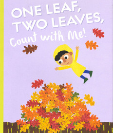 One Leaf, Two Leaves, Count with Me! (Hardcover)