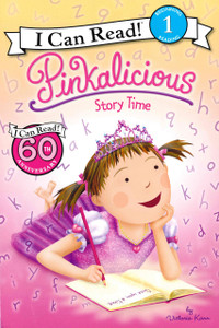 Pinkalicious Story Time: I Can Read! Level 1 (Paperback)