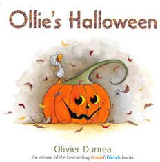Ollie's Halloween (Board Book)