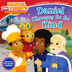 Daniel Chooses to Be Kind (Paperback)