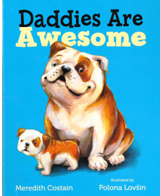 Daddies Are Awesome-Clearance Book