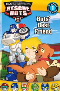 Bot's Best Friend: Transformers Level 1 (Paperback)