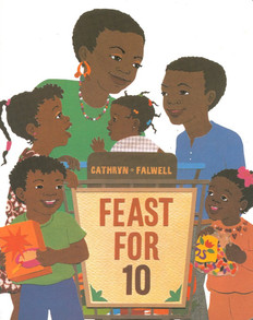 Feast For 10 (Board Book)