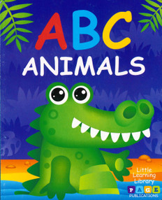 ABC Animals (Board Book)