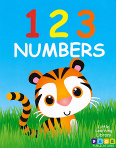 123 Numbers (Board Book)
