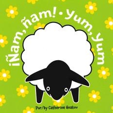 Yum, Yum (Spanish/English) (Board Book)