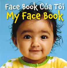 My Face Book (Vietnamese/English) (Board Book)