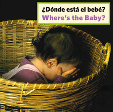 Where's The Baby?: Lift-a-Flap (Spanish/English) (Board Book)