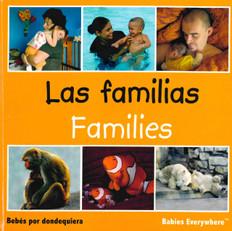 Families/Las familias (Spanish/English) (Board Book)