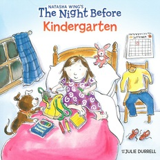 The Night Before Kindergarten-(Paperback)