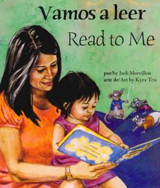 Read To Me/Vamos a leer (Spanish/English) (Board Book)