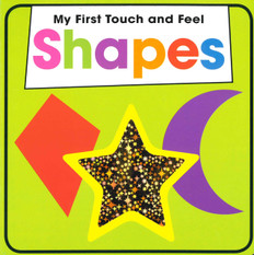 Shapes: My First Touch and Feel (Board Book)