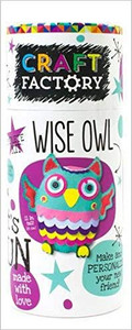 How To Make Your Wise Owl: Craft Factory (Paperback)