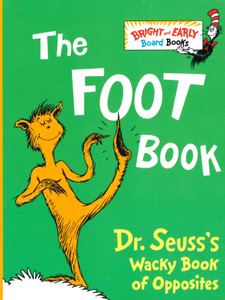 The Foot Book (Board Book)