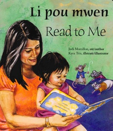 Read To Me (Haitian Creole/English) (Board Book)