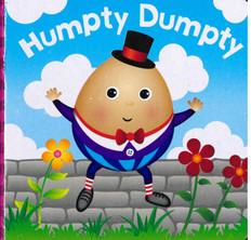 Humpty Dumpty (Chunky Board Book) 3 x 3 x .75 inches