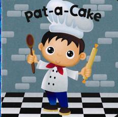 Pat-a-Cake (Chunky Board Book) 3 x 3 x .75 inches