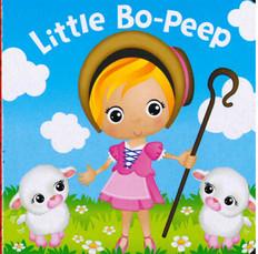 Little Bo Peep (Chunky Board Book) 3 x 3 x .75 inches