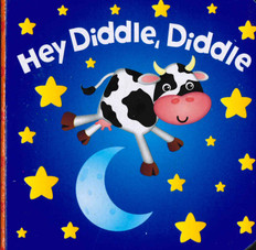 Hey Diddle Diddle  (Chunky Board Book) 3 x 3 x .75 inches