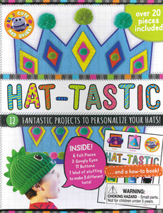 Hat-Tastic: Fantastic Projects to Personalize Your Hats! (Paperback)