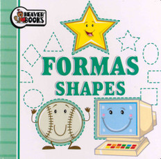 Shapes Bilingual (Chunky Board Book 3.5 x 3.5 x .25 inches)