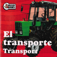 Transport (Spanish/English) (Chunky Board Book 3.5 x 3.5 x .25 inches)