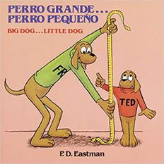 Big Dog...Little Dog (Spanish/English) (Paperback)