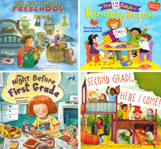 School Days! Set of 4 (Paperback)