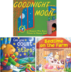 Goodnight Baby!  Set of 3 (Board Book)