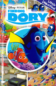 Finding Dory Little Look and Find (Hardcover)