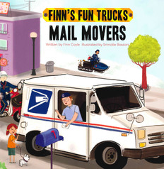 Mail Movers (Paperback)