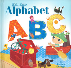 Let's Learn ABC (Padded Board Book)