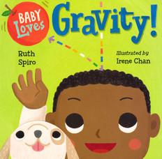 Baby Loves Gravity! (Board Book)