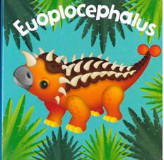 Euoplocephalus  (Chunky Board Book) 3 x 3 x .75