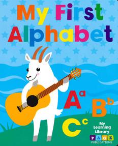 My First Alphabet (Board Book)